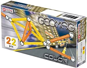 GEOMAG KIDS COLOR - 22 PIEZAS