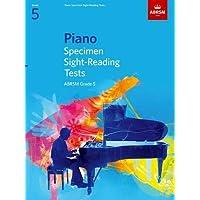 Piano Specimen Sight-Reading Tests, Grade 5 (ABRSM Sight-reading)