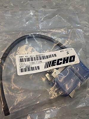 Echo Ignition Coil Part# A411000251 Srm265 Srm266 Ppt265 Ppt266 Hca265 Hca266