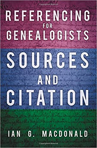 Referencing for Genealogists: Sources and Citation: Amazon.de: Ian G ...
