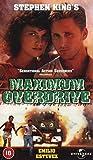 Maximum Overdrive [VHS]