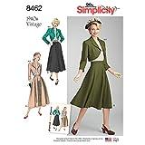 Simplicity Creative Patterns US8462U5 Sportswear, U5 (16-18-20-22-24)