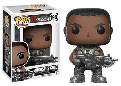 Gears of War Augustus Cole Pop Vinyl Figure