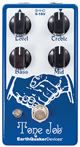 (EarthQuaker Devices Tone Job V2 EQ and Boost Guitar Effects)