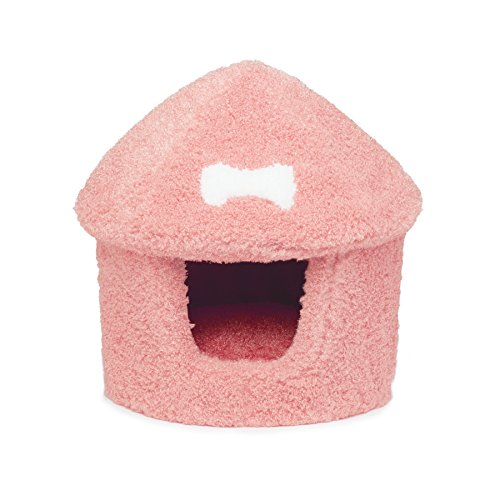 The Mushroom Dog House (Pink)