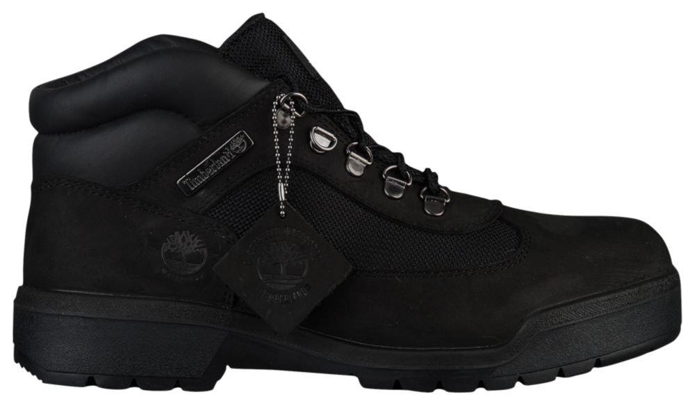 [ティンバーランド] Timberland Field Boots - メンズ カジュアル [並行輸入品] B071K63JJ1 US07.5 Black Waterbuck