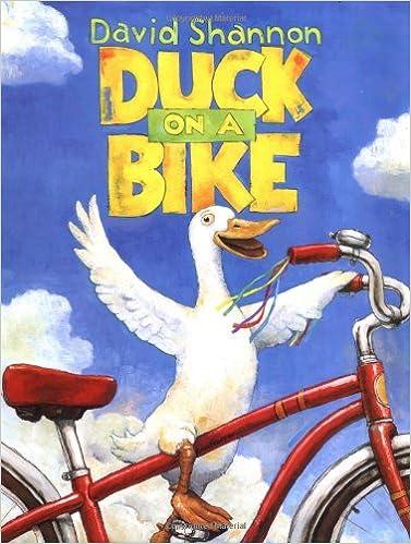 Duck on a Bike: David Shannon, David Shannon: 9780439050234: Amazon.com:  Books