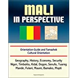 Mali in Perspective - Orientation Guide and Tamashek Cultural Orientation: Geography, History, Economy, Security, Niger, Timbuktu, Kidal, Dogon, Senufo, Tuareg, Mande, Fulani, Maure, Bamako, Mopti