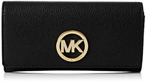 Michael Kors Women's Fulton Carryall, Black by Michael Kors