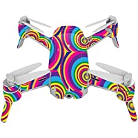Skin For Yuneec Breeze 4K Drone – Groovy 60s | MightySkins Protective, Durable, and Unique Vinyl Decal wrap cover | Easy To Apply, Remove, and Change Styles | Made in the USA