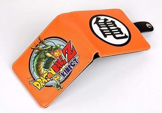 Anime Dragon Ball PU Carteras de cuero ID Card Case ...