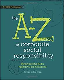 The A to Z of Corporate Social Responsibility: Wayne