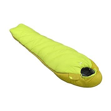 Millet Baikal 1100 Reg - Saco de dormir de trekking Verde amarillo Talla:G: Amazon.es: Deportes y aire libre
