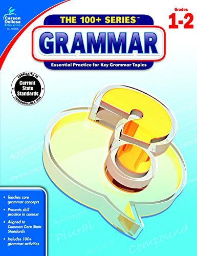 Grammar, Grades 1 - 2 (The 100+ Series™)