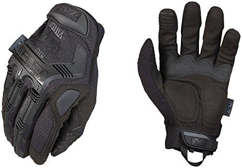 Handschuhe Mechanix M-Pact Schwarz, Schwarz, S