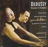 Debussy: Petite Suite; Marche Écossaise; La Mer