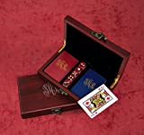 Boxed Playing Cards - with Monogram - 3367M