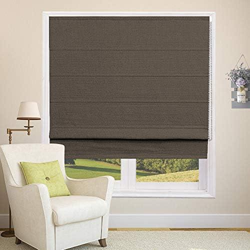 Roman Shades Blackout Window Shade