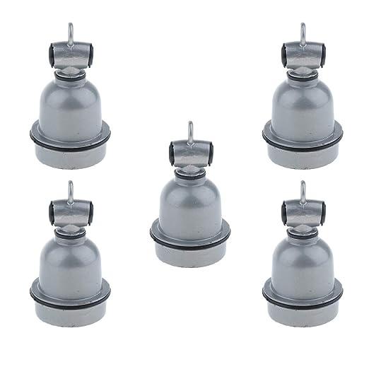Almencla E27 Douille De Lampe Chauffante Douille De Lampe Chauffante