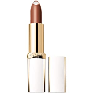 L'Oreal Paris Age Perfect Luminous Hydrating Lipstick, Brilliant Brown, 0.13 Ounce