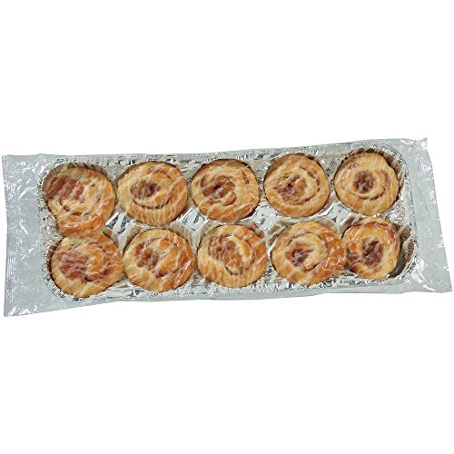 Chef Pierre Demi Danish - Variety Pack, 1.25 Ounce - 50 per case. by Sara Lee (Image #3)