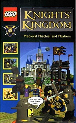 Read Online Knight's Kingdom (Lego Comic Books Presents) pdf