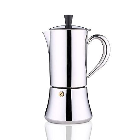 Estufa cafetera espresso fabricante de café de acero inoxidable ...