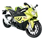 Maisto 1:12 BMW S1000RR Sport Motorcycle Bike Model Green