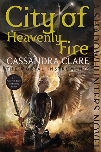 City of Heavenly Fire (The Mortal Instruments Book 6) Pdf