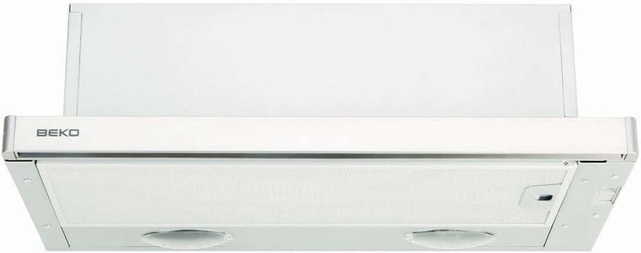 Beko CTB 6407 X - Campana (Metal, 3 piezas, 598 mm, 175 mm, 260 mm, 9500 g) Acero inoxidable: Amazon.es: Hogar