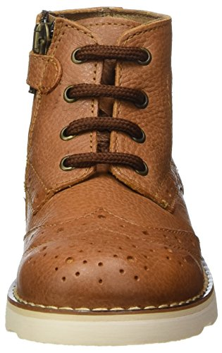 Primigi Jungen PTE 8106 Hohe Sneaker Braun (Cognac)