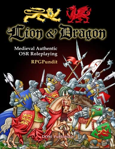 Lion & Dragon: Medieval Authentic OSR Roleplaying ()