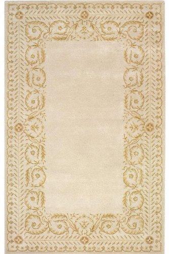 UPC 887060083927, Napoli Wool Area Rug, 2'x3', IVORY TAUPE