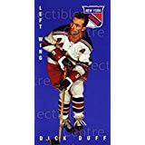 Dick Duff Hockey Card 1994 Parkhurst Tall Boys 64-65 #106 Dick Duff