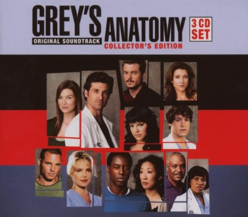 Price comparison product image Grey's Anatomy (Original Soundtrack)
