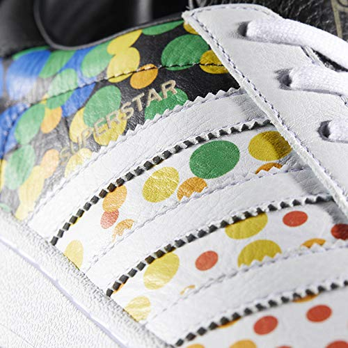Pictures of adidas Pride Pack Superstar Shoes 2