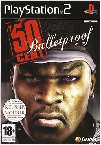 50 Cent Bulletproof Collectif 3348542199217 Amazon Com Books