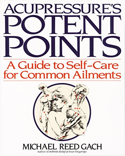 Acupressure's Potent Points: A Guide to Self-Care for Common Ailments (Pressure Points On Body To Relieve Headache)
