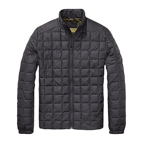 Scotch & Soda Herren Jacke Classic Padded Jacket 139207 Black XL