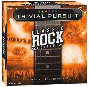 Classic Rock Trivial Pursuit