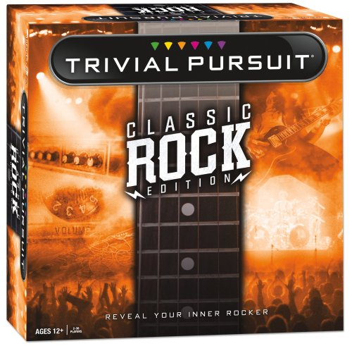 classic rock trivial pursuit jeux musicaux educatifs achat en ligne free. Black Bedroom Furniture Sets. Home Design Ideas