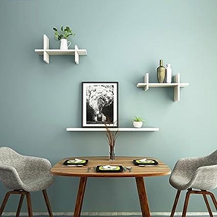Joo Mensola a muro TV decorazione parete appeso a parete camera da ...