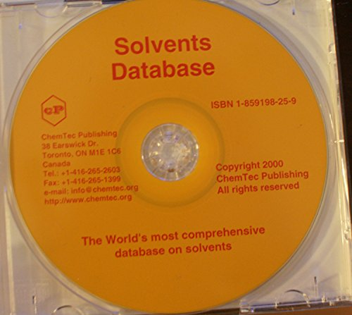 solvents-database