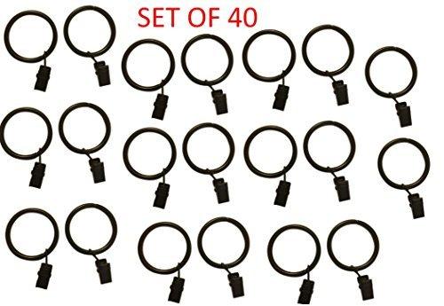 2 inch Metal Curtain Rings Eyelets
