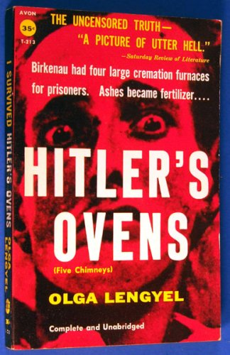 I Survived Hitler's Ovens (formerly: Five Chimneys) (Avon T-213)