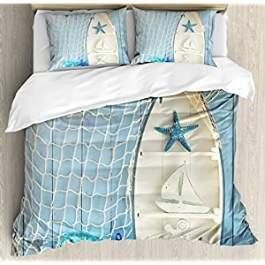 51vhd3bs4QL._SS300_ 50+ Starfish Bedding Sets and Starfish Quilt Sets