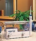 Hydro Floss Hydromagnetic Oral Irrigator Bundle with 60 Free FLIX Interdental Sticks