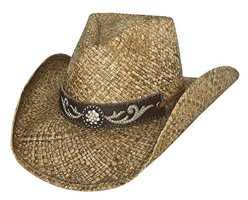 Bullhide Tennessee River Straw Cowboy Hat -