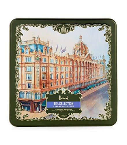 Harrods Green Tea Bags - 3