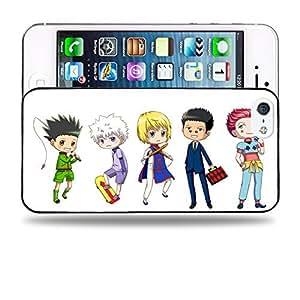 Imaginative Designs Hunter X Hunter Gon Freecss & Killua Zoldyck & Kurapika Protective Snap-on Hard Back Case Cover for Apple iPhone 5 5s by ruishername